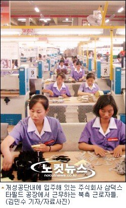 Kaesong Workers