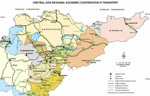 Central Asia ADB Project