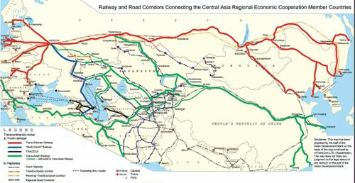 Central Asia ADB Project III