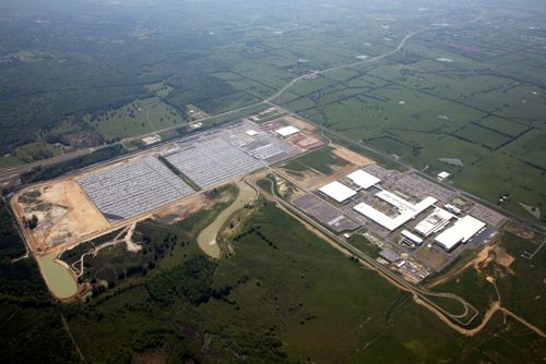 Hyundai Plant AL